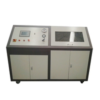 Pressure Burst Test Bench