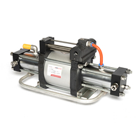 OMD Series Air Driven Gas Booster Pump