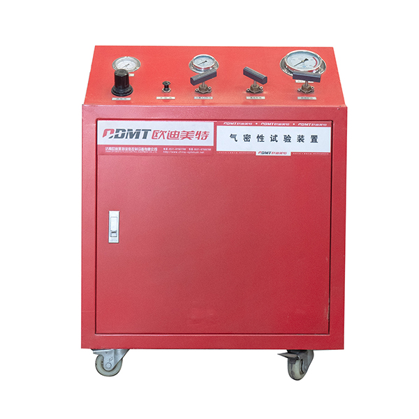 Air Driven Gas Booster System