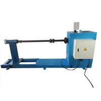Horizontal Transformer Winding Machine