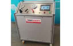 PLC control gas booster station(Model:MGS-OMA40-L)